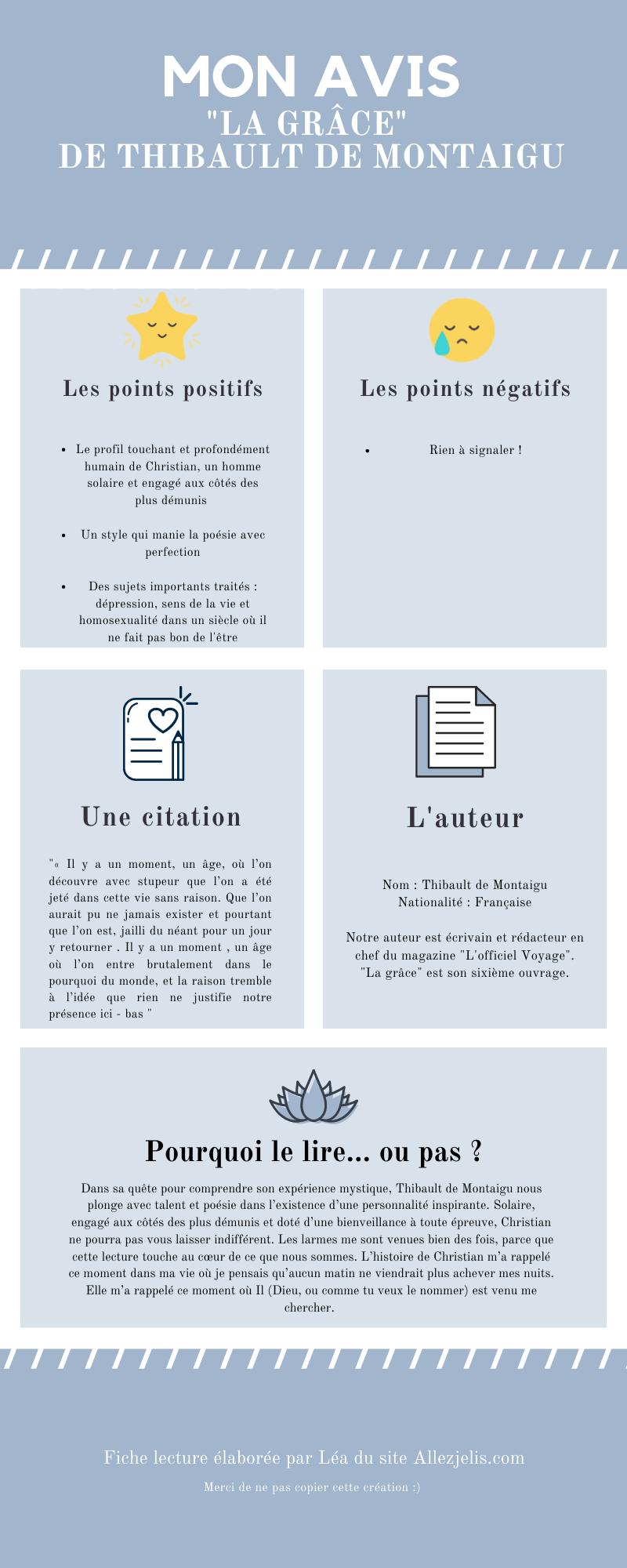 infographie la grâce